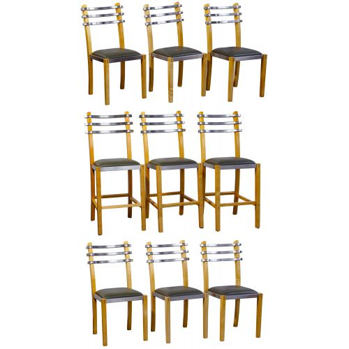 Michael Heltzer Dining Chair Collection