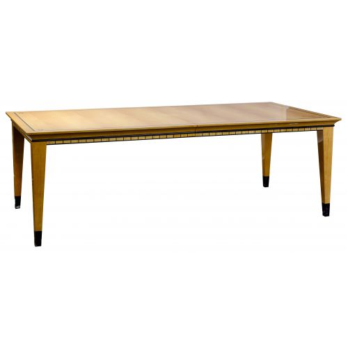 Lee Weitzman English Sycamore King Dining Table