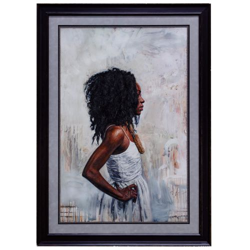 "Tim Okamura (Canadian, b.1968) ""Vigilance"" Giclee Reproduction Print"