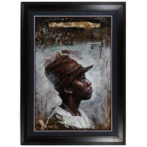 "Tim Okamura (Canadian, b.1968) ""Gold Vein"" Giclee Reproduction Print"