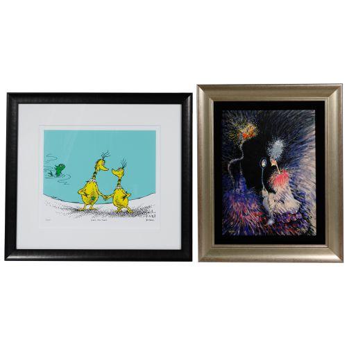 Dr. Seuss Limited Edition Prints