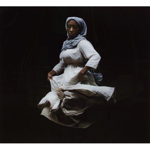 "Ayana V. Jackson (American, b.1977) ""Seeking the Source of Perfection"" Pigment Print"