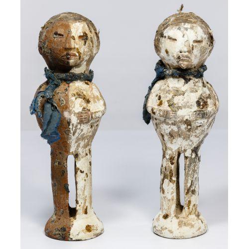 Tribal Ceramic Figures