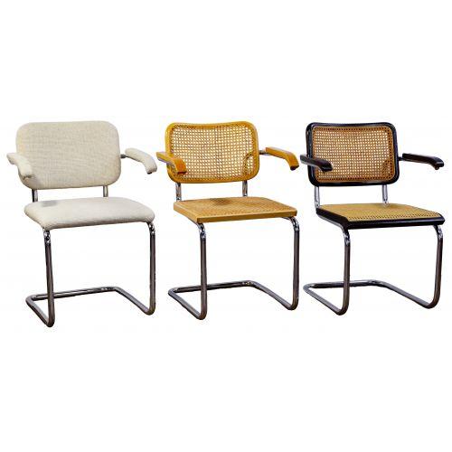 Knoll Cesca Arm Chair Assortment