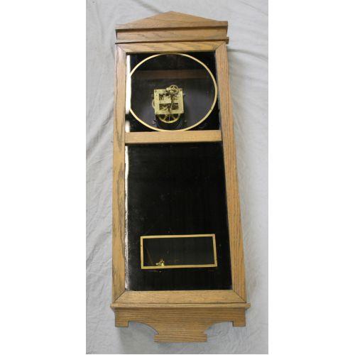 Oak Wall Clock Case