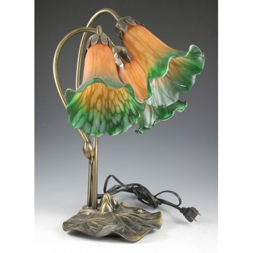 Contemporary Tulip Lamp