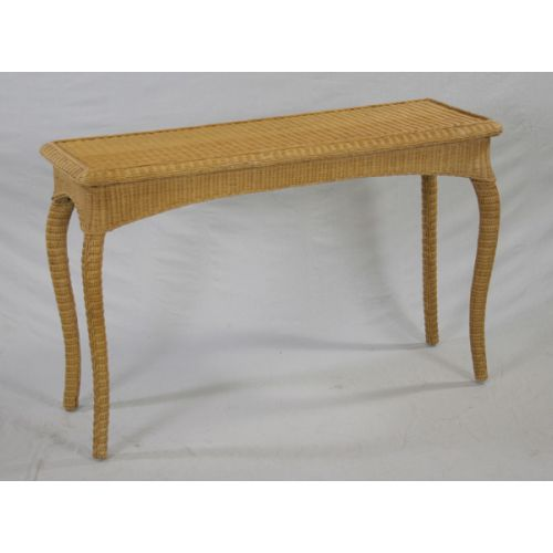 Wicker Parsons Table
