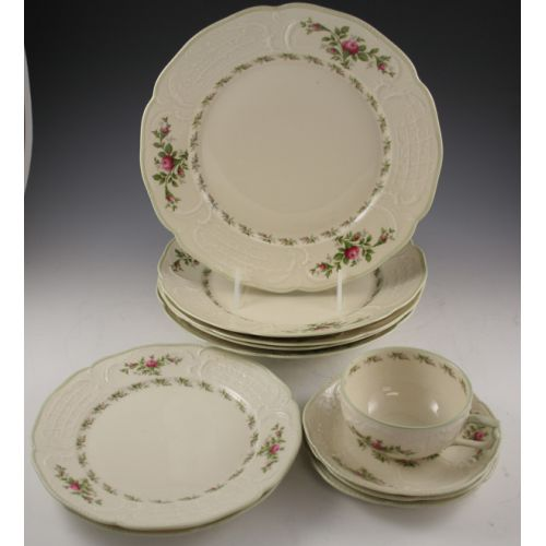 "Rosenthal ""Sanssiuci"" China - 11 pieces"