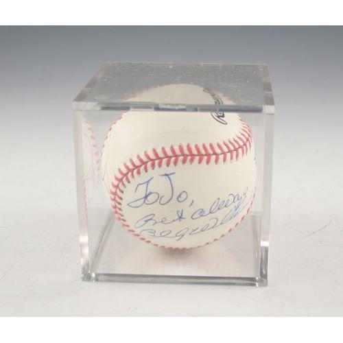 Billy Williams Signed Baseball & Photo Prints