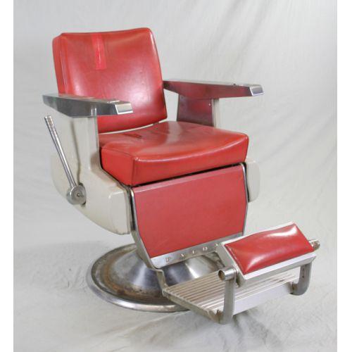 Paidar Barber Chair