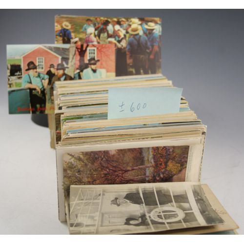 Mixed Lot of Vintage Postcards