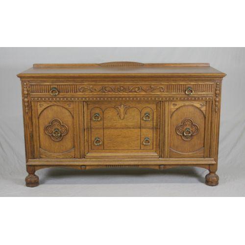 Brickwede Oak Buffet / Sideboard