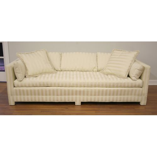 Baker Upholstered Sofa