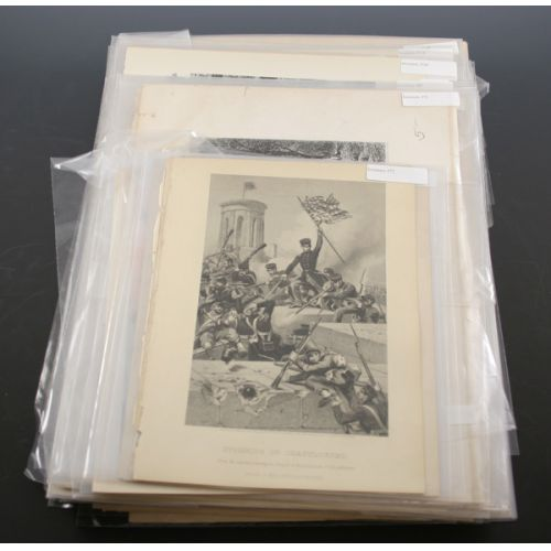 Collection of Vintage Prints