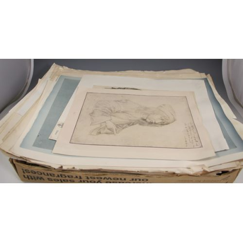 Collection of Vintage Prints & Maps