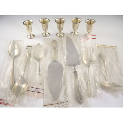 Sterling Silver Flatware (12 Pieces)