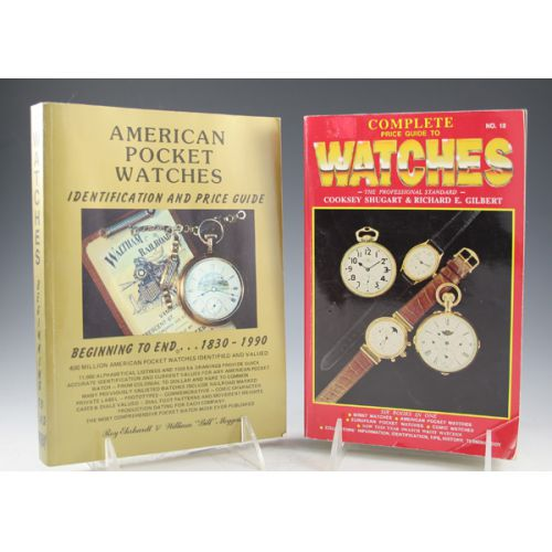 Reference Books on Watches (2)