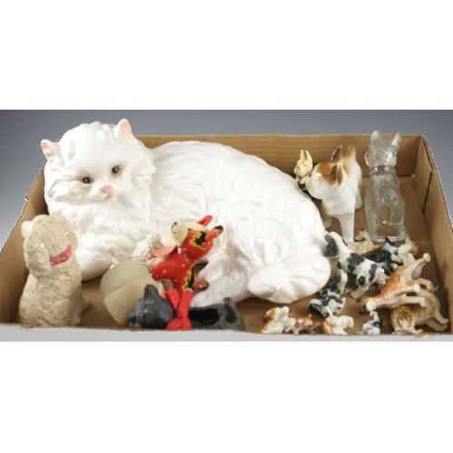 Collection of Porcelain Animals (23 Pieces)