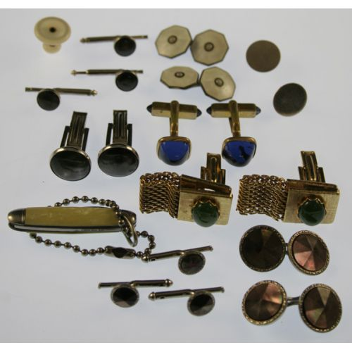 Assorted Cuff Links, some in original boxes