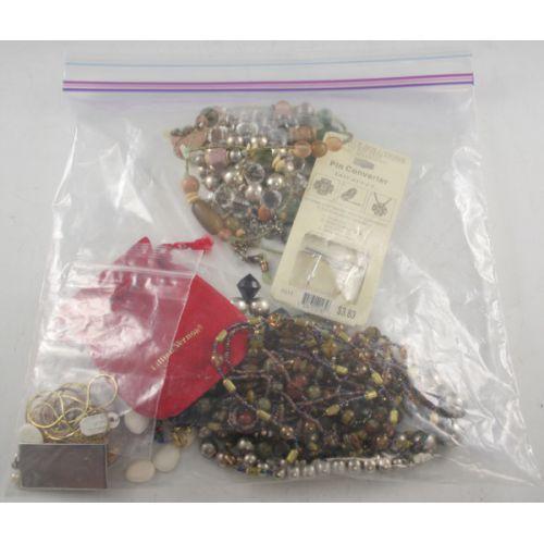 Bag of Assorted Necklace & Bracelets