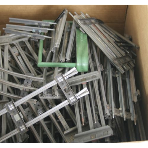 "Box of ""O"" Gage Straight RR Track"