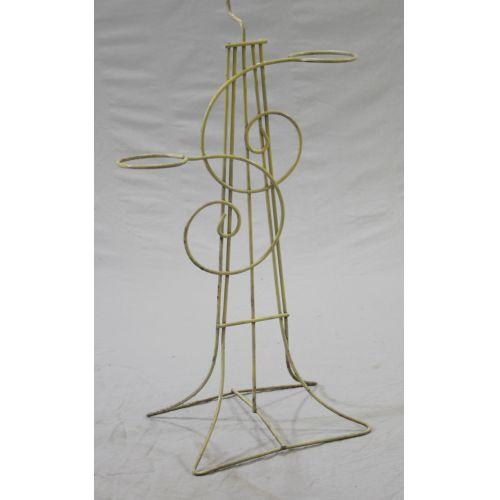 Three-tier Wire Plant Stand