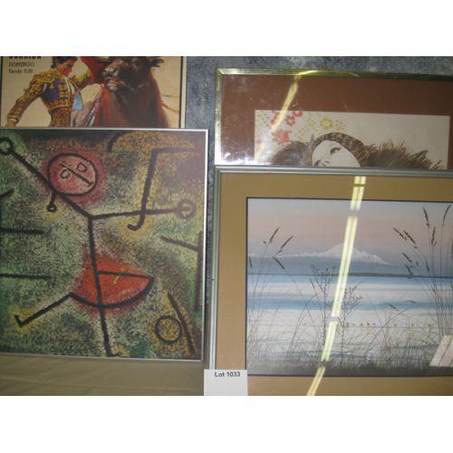 Framed Prints (4)