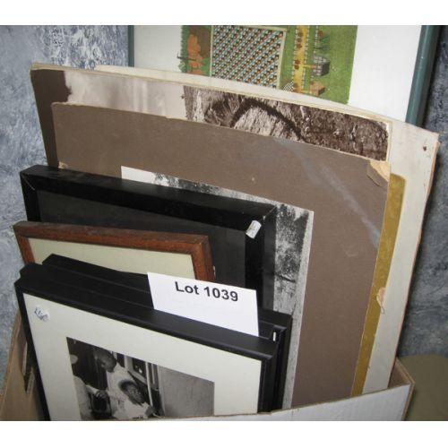 Framed Prints & Photographs
