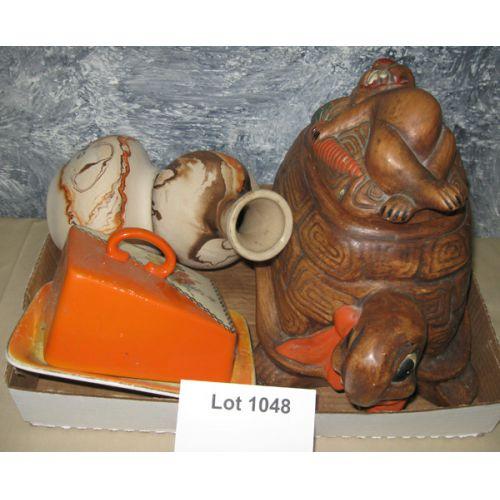 Ceramic Items - Tortoise & Rabbit