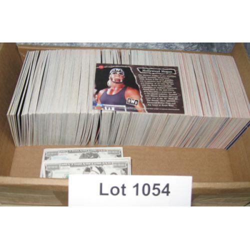 WF Wrestling Cards
