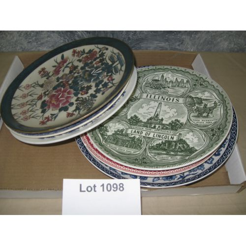 6 Plates