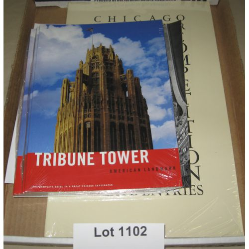 Tribune Tower Ephemera