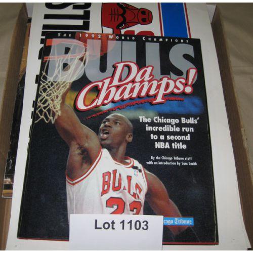 Chicago Bulls Ephemera