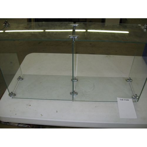 Plexi Glass Display Case