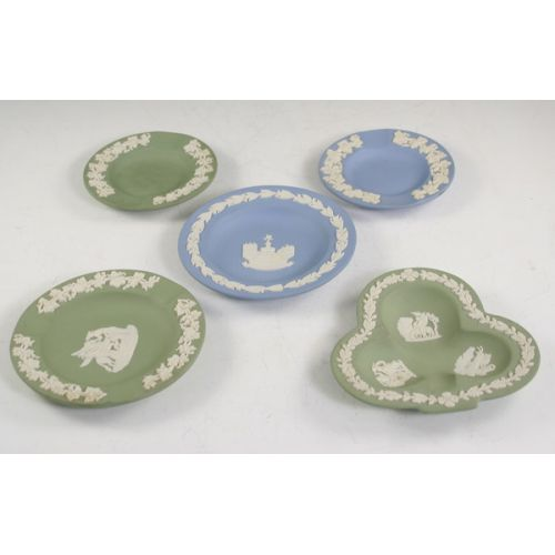 (5) Pieces of Wedgwood England