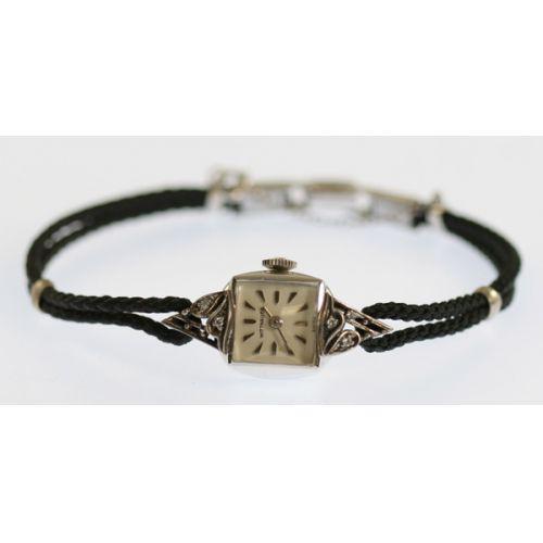 Longines-Wittnauer Ladies Wrist Watch