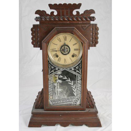 Waterbury Clock Co. Mantle Clock