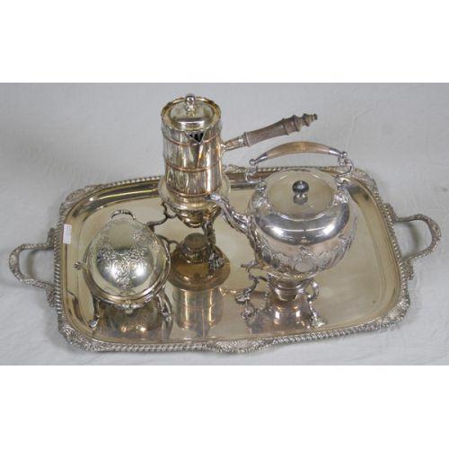 Silver Plate Hollowware