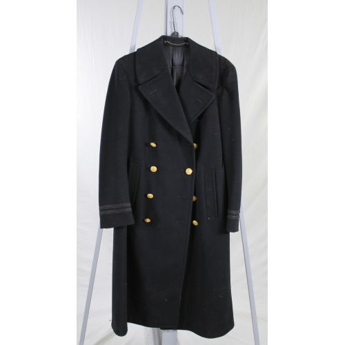 US Navy Lt. Dress Blue Winter Coat