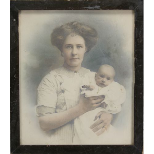 Mother & Child Photograph