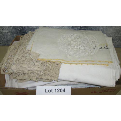 Box of Linens