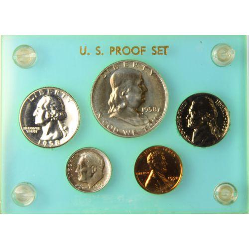 1958 US Proof Set
