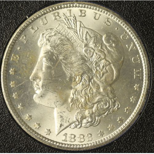 1882-CC GSA Morgan Dollar