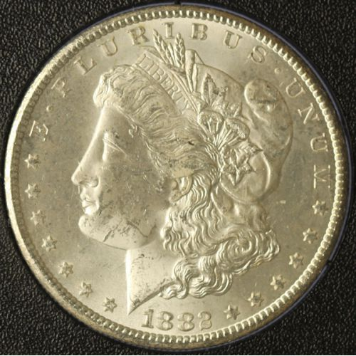 1882-CC Morgan Dollar DMPL (GSA)