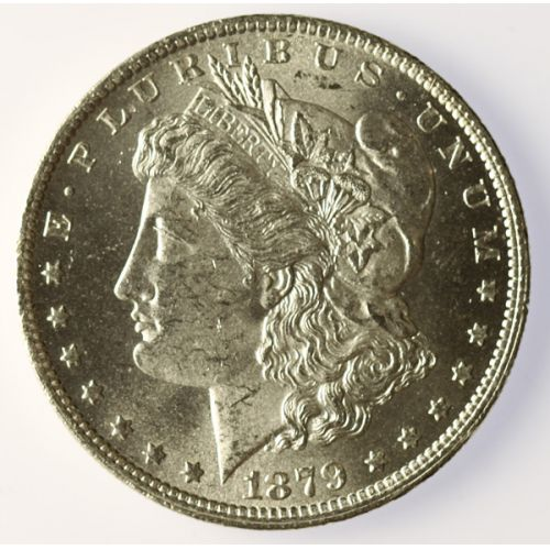1879-O Morgan Dollar