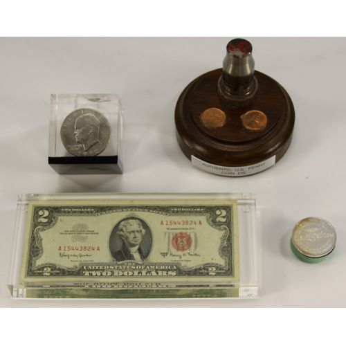 US Coin & Currency Items