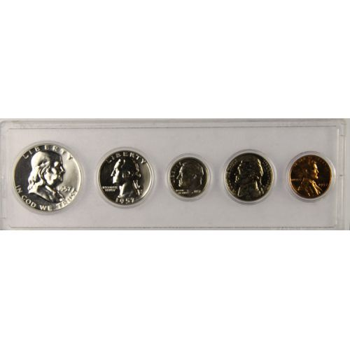 1957 US Proof Set