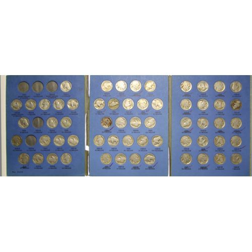 Buffalo Nickels (49pcs.)