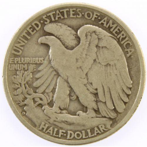Walking Liberty Half Dollars (1916-1947 Complete Set)