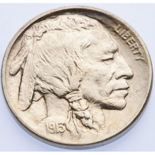 1913 Buffalo Nickel Type I